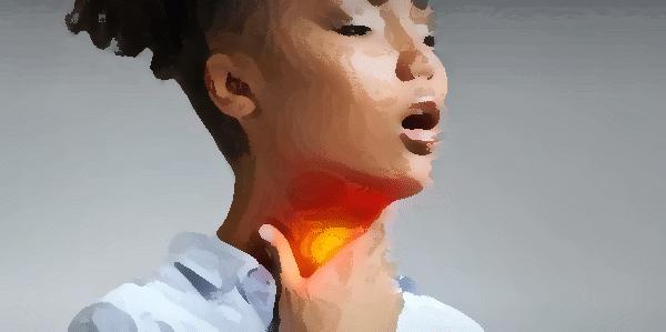 Nodo alla gola e ansia